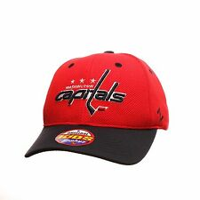 Washington Capitals Zephyr Tyke Hat Adjustable Cap Snapback Youth