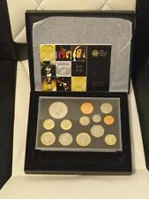 More details for the royal mint united kingdom proof coin collection 2010