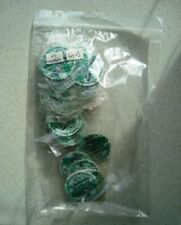 25 Vintage Walkers Tazos WORLD TAZOS In Wrappers  LOT B