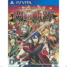 Used PS Vita Eiyuu Densetsu: Sen no Kiseki II SONY PLAYSTATION JAPANESE IMPORT