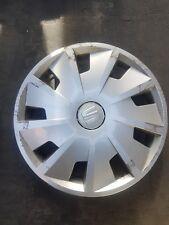 "Seat IBIZA Leon 15"" Wheel Trim HUB CAP Cover 5F0601147B Genuine"