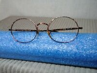 Vintage GIORGIO ARMANI 172 888 sunglass frame 49□20 140  tortoise frame