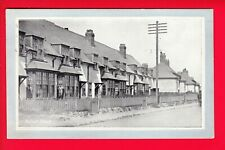 Postcard - ROSSALL BEACH Thornton-Cleveleys - SEAVIEW HOUSES [Advance Ser] # 524