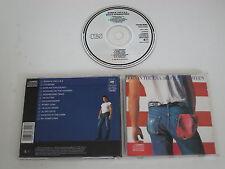 BRUCE SPRINGSTEEN/BORN IN THE U.S.A CBS CDCBS 86304) CD ALBUM