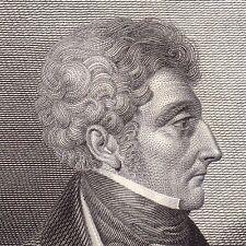 Portrait Giovanni Rasori Parme Parma Médecin Médecine République Cisalpine 1837