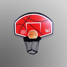 6FT 8FT 10FT 12FT 14FT Trampoline Basketball Hoop Board Fits To Safety Net Pole