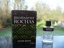 Miniature Ancienne - Monsieur ROCHAS de ROCHAS - Vide - Boîte - After Shave