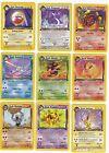 Pokemon Cards 1st EDITION Team Rocket Set CHOOSE Cards 32-82/82 EX RARE