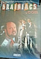 Family DVD The BRAINIACS.com Films for Family Closed Caption Porchlight Ent NIP