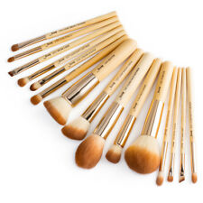 Jessup 15pcs Bamboo Makeup Brush Set Cosmetic Brushes Kits Make up Tools T140 US