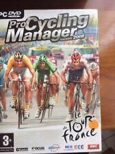 JEU PC DVD ROM../...PRO CYCLING MANAGER....SAISON 2008......