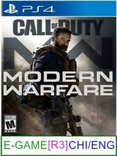 PS4 Call of Duty Modern Warfare (CHI/ENG) [R3] ★Brand New & Sealed★