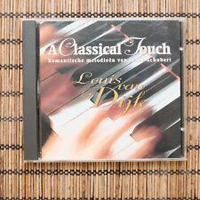 LOUIS VAN DIJK SPEELT FRANZ SCHUBERT  - CD