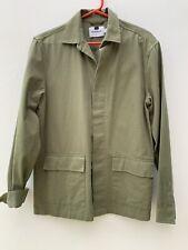Topman Topshop Chore Army Jacket Medium Green