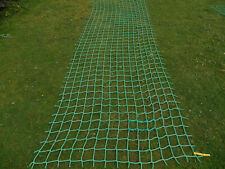 11x 3ft BIG Strong cargo rope scramble net 4treehouse play climbing frame safety