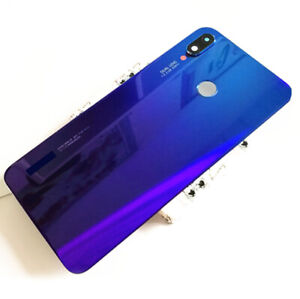 OEM Back Battery Cover Housing Glass Case Replacement For Huawei Nova 3i Blue