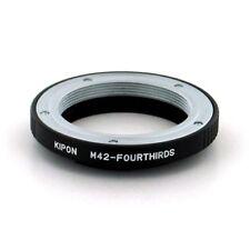 Kipon M42 Universal Screw Mount Lens to Olympus 4/3 Camera Body Adapter,US selle