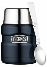 Thermos Acier Inoxydable Double Paroi Flasque 0.47l