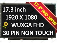 "New 17.3"" Fhd Ips Display Screen Panel Ag For Ibm Lenovo Ideapad 330-17Ich 81Fl"