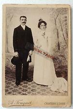 PHOTO MARIAGE A. FOUQUET CHANTENAY SUR LOIRE M799