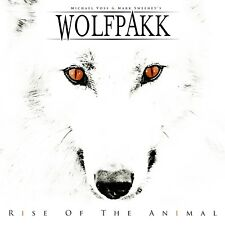 WOLFPAKK - RISE OF THE ANIMAL  CD NEUF