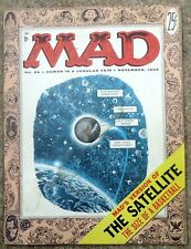 MAD Magazine #26 Nov 1955 FINE-/FINE! 5.5/6.0! .99 Start! GREAT-LOOKING CLASSIC!