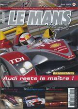 LE MANS RACING n°49 08/2008 24h du MANS 2008