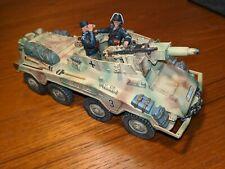 King & Country WWII German Army Puma Armoured Car WS068 NIB