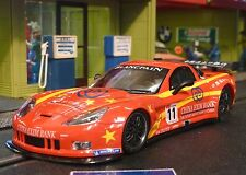 NSR CORVETTE C6R in 1:32 auch für Carrera Evolution    801191AW
