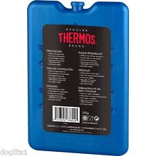 Thermos 400g Freeze Freezer Picnic Cooler Cool Bag Block Board