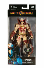 "Mortal Kombat Spawn Blood Fued Hunter 7"" Action Figure - In Stock!"