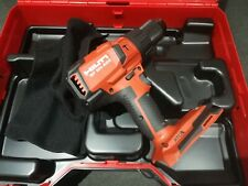 Hilti Cordless hammer drill / driver SF 6H-A22 (2) New Brushless Model
