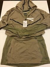 Nike Therma Sphere Tech Pack Running Top Khaki AR1709-247 Mens Size Medium New