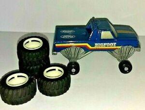 1991 Hotwheels Original Ford Bigfoot Monster Jam Truck