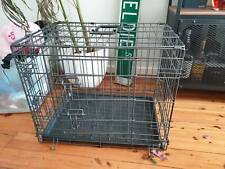 Pet cat dog crate