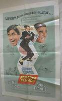 Spanisch,  Filmplakat,Plakat,PESCADOR PESCADO,KOOK LINE&SINKER,JERRY LEWIS #112