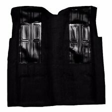 New ACC 72 73 Ford Torino GT 4-speed Molded Carpet Black On Black - Made in USA