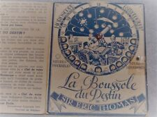 La Boussole du Destin Sir Eric Thomas Horoscope, astronomie 1934, prédiction