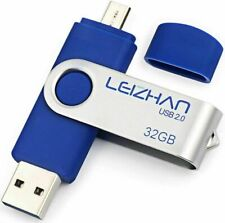 Usb 32 gb 2 in 1 micro usb dual drive for android smartphones tablet pcs.