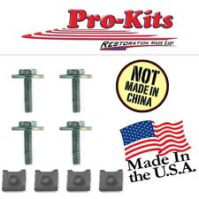 Mopar 64-74 Small and Big Block Radiator Fan Shroud Bolt/Screw Fastener Kit