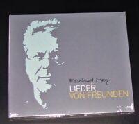 REINHARD MEY LIEDER VON FREUNDEN CD IM DIGIPAK SCHNELLER VERSAND NEU & OVP