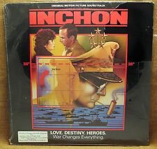 SEALED O.S.T. INCHON  LP JERRY GOLDSMITH recorded in a wine cellar
