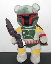 Build-A-Bear Star Wars Boba Fett 18 Inch with Gun
