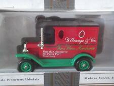 Lledo SP6247, Model T Ford Van, G. Orange & Co. Wine Merchants, Guernsey - cert