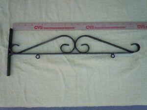 Hand Crafted Sign Bracket / Hanger