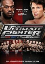 UFC The Ultimate Fighter Complete Season 17 Region DVD