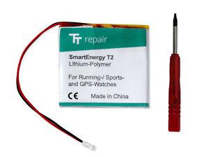 SmartEnergy T2 Akku TomTom Spark 1 Runner 2 Golfer 2 Golfer 2SE Adventure