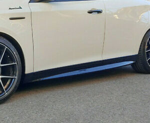 Minigonne Side Skirts in ABS per Alfa Romeo Giulietta QV Launch Edition