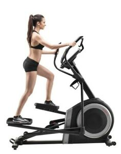 Nordictrack Elliptical Cross Training As New