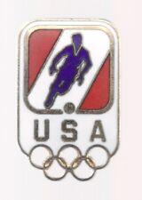 1996 Atlanta Olympic Soccer Pin Team USA Rings